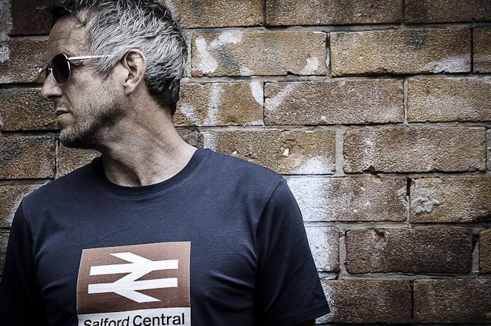 From homelessness to haemorrhoids: meet the Salford poet who tells it like it is I Love Manchester