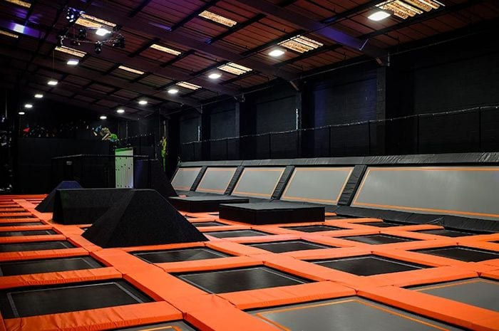 Beat the best goalkeeper in the world at new Manchester indoor playground for adults and kids I Love Manchester