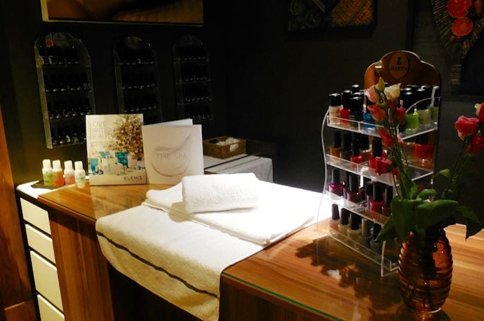 Treat yourself to a little TLC at the sumptuous Macdonald Manchester Hotel spa I Love Manchester