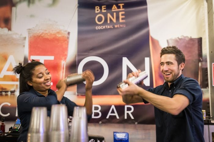 The biggest urban food and drink festival in the UK opens in Manchester I Love Manchester