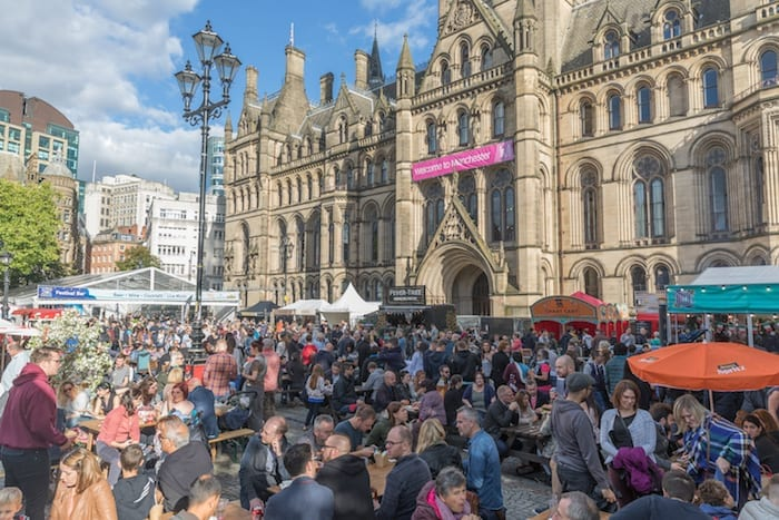 Are you hungry Manchester? MCR Food & Drink Festival 2017 promises to be bigger and better than ever I Love Manchester