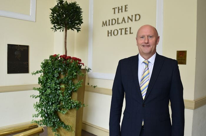 Meet the new general manager of Manchester's Midland Hotel I Love Manchester