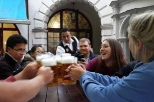 New restrictions mean we'll visit restaurants and pubs less - but we won't stop socialising says poll I Love Manchester