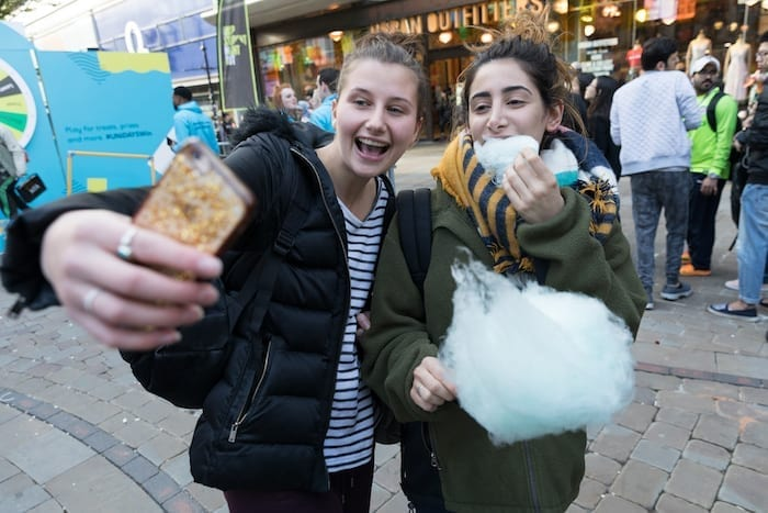 Manchester is the youngest city in the UK - and a hotspot for millennials I Love Manchester
