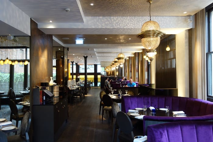 National critic picks Britain's most romantic restaurants - and one is in Manchester I Love Manchester