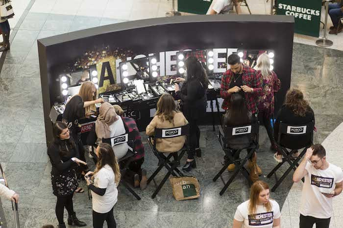 It's an autumn fashion weekender at Manchester Arndale with £1,000 up for grabs I Love Manchester