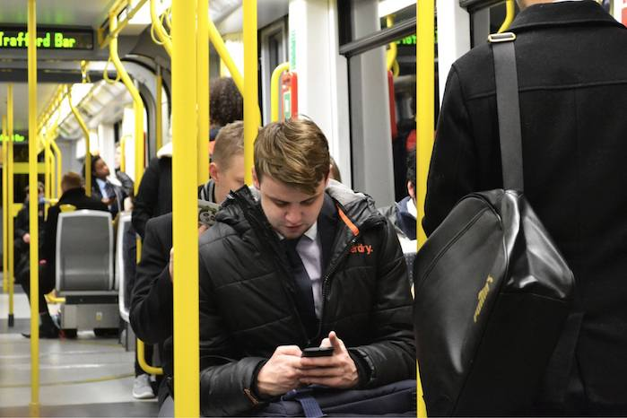 Which is more important to you: your phone or your partner? I Love Manchester