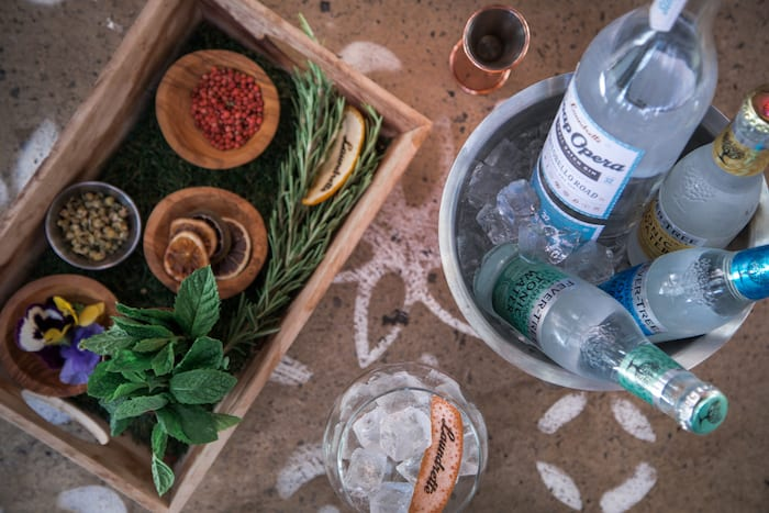 The Laundrette celebrates Gin & Tonic Day by launching its very own gin I Love Manchester