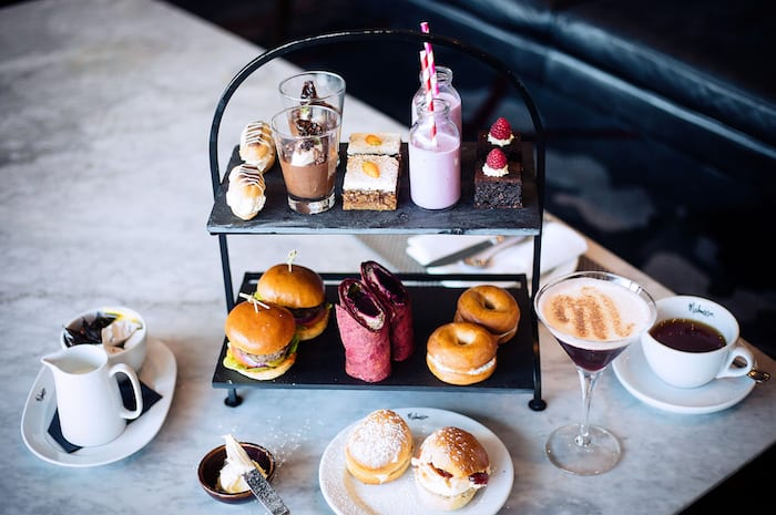 Five festive Manchester afternoon teas to warm your cockles I Love Manchester