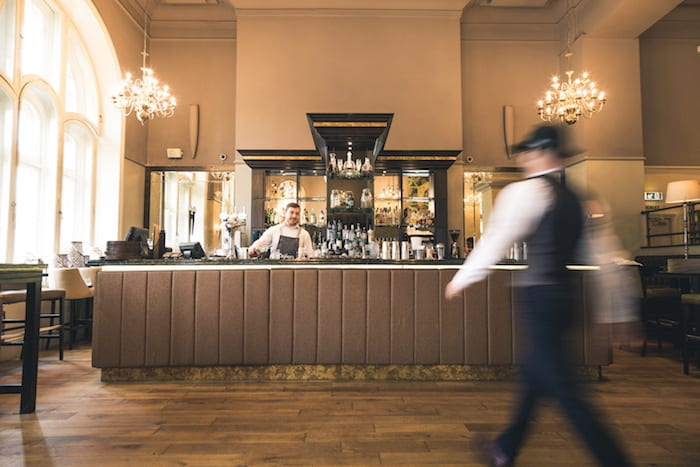 Mr Cooper's at The Midland Hotel is relaunching as Mount Street Dining Room & Bar I Love Manchester