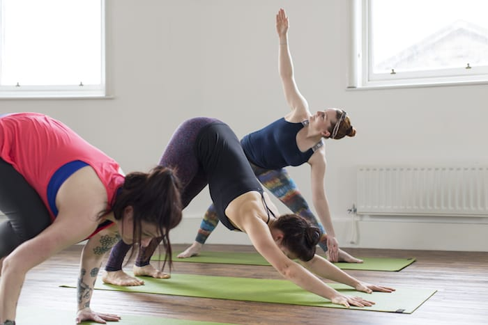 Busted: four myths about yoga and an excuse why you don't do it I Love Manchester