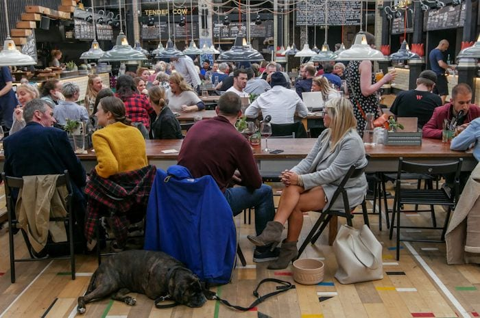 Inside Mackie Mayor, Manchester's newest foodie destination I Love Manchester