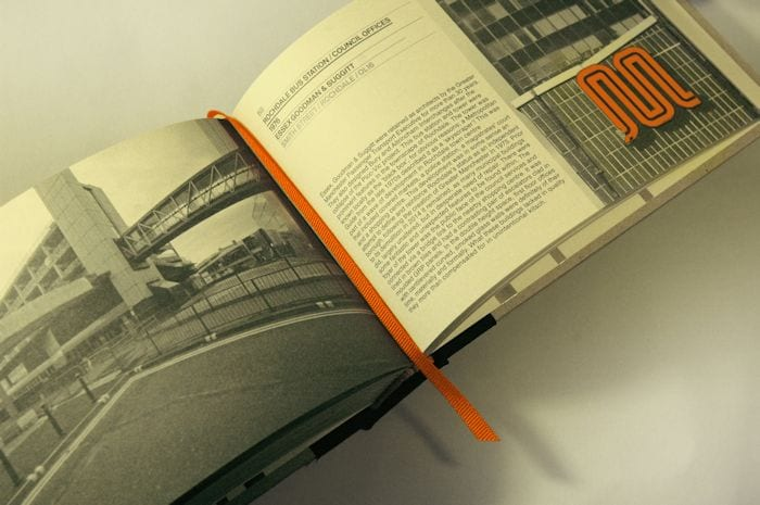 New book about Greater Manchester's modern architecture has a concrete cover I Love Manchester