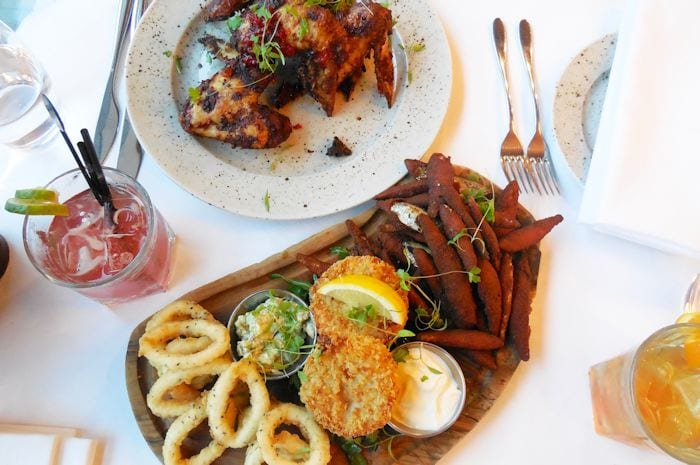 Marco's New York Italian: classic Italian fare meets exciting NY dishes served with a twist I Love Manchester