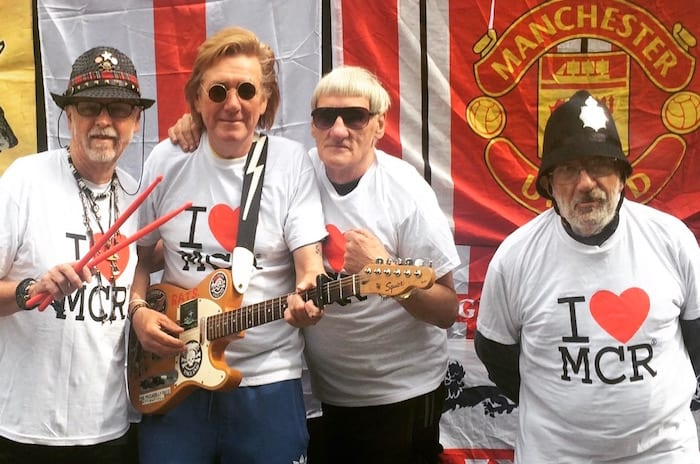 Exclusive: sneak preview of new film about cult Manchester buskers the Piccadilly Rats I Love Manchester