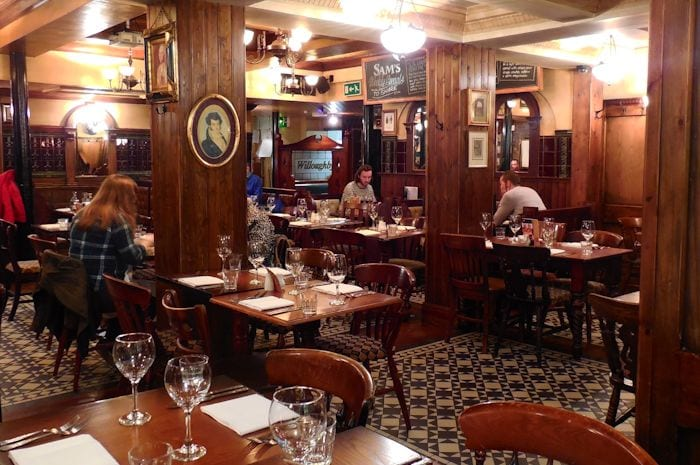 The Manchester city centre pub restaurant that's the perfect winter bolthole I Love Manchester