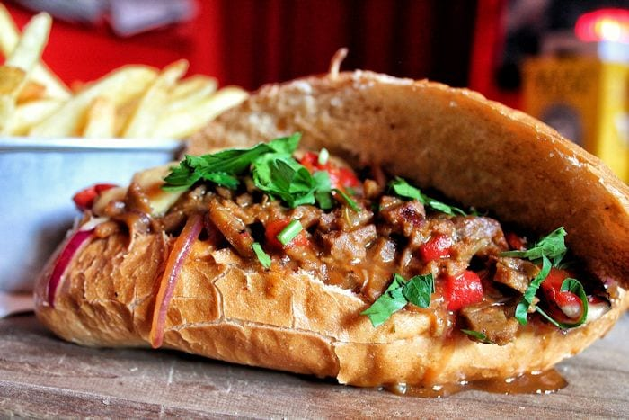 The biggest, best, most unbelievable eats in Manchester for World Vegan Month I Love Manchester