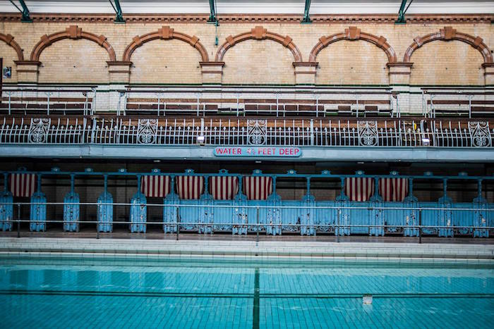 Eat for a good cause at Victoria Baths foodie open day I Love Manchester