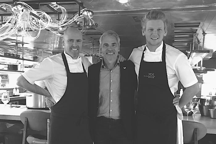 Manchester House chef patron moves to stunning new rooftop restaurant 20 stories high I Love Manchester