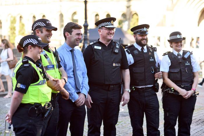 Police and community workers recognised in Queen's New Year's Honours list 2019 I Love Manchester