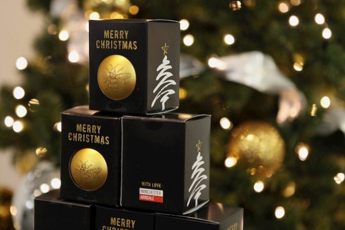 d3deb1c7658f 2,000 limited edition bee baubles up for grabs at Manchester Arndale this  weekend
