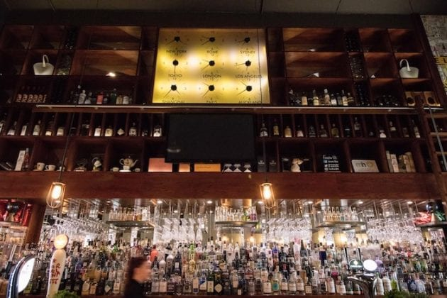 This magnificent Manchester bar serves up 350 different kinds of gin and free G&T's I Love Manchester