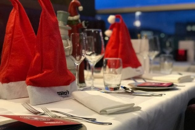 We're dreaming of a Marco Pierre White Christmas I Love Manchester