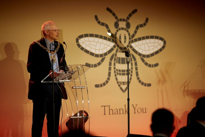 Manchester's heroes receive special awards for their part in response to Arena attack I Love Manchester