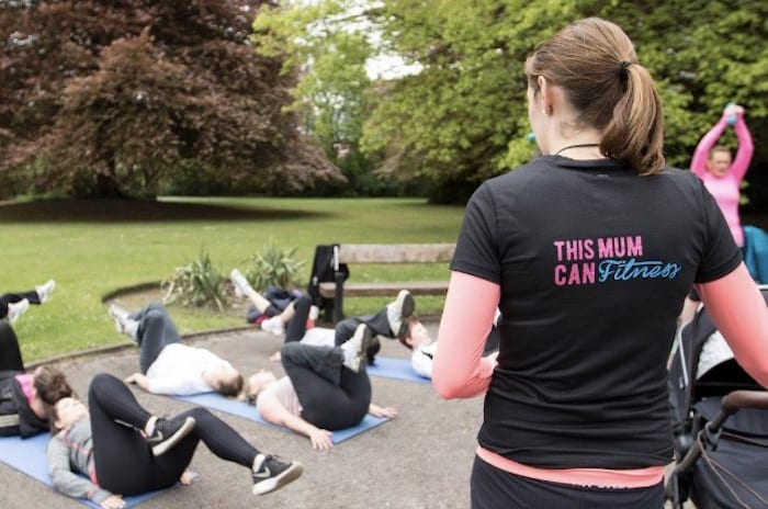 Meet the Trafford mum who set up her own fitness business and overcame postnatal depression I Love Manchester