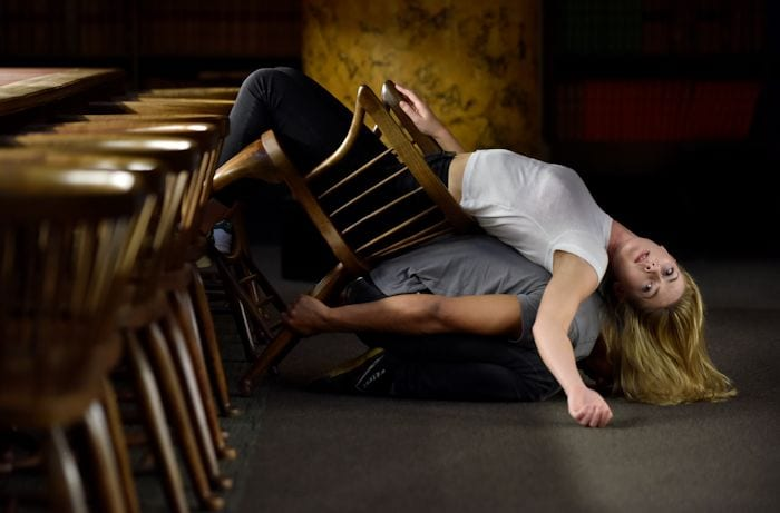 Manchester dance company to bring books to life in Central Library performance I Love Manchester