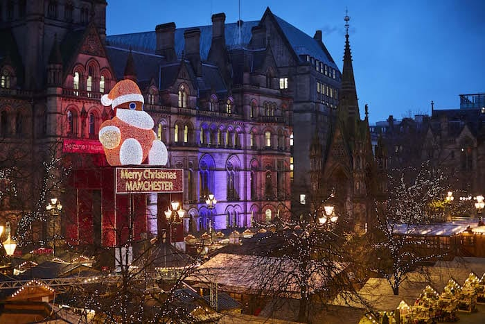 Manchester Christmas Lights big switch-on event - date and star acts confirmed I Love Manchester