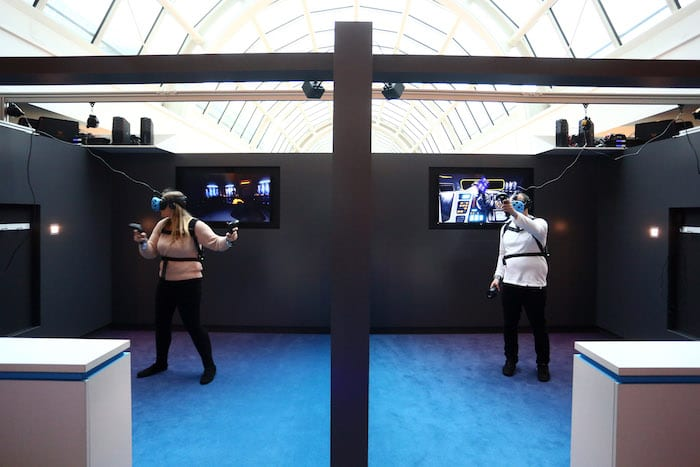 First IMAX VR experience centre in Europe arrives at intu Trafford Centre I Love Manchester