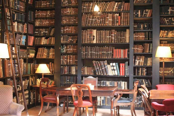 Manchester's magnificent Portico Library reveals its hidden treasures I Love Manchester