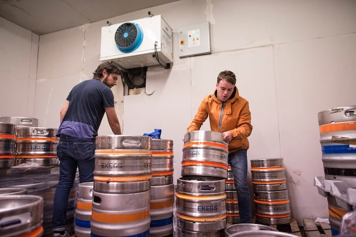 And now for some good brews: ShinDigger announce craft beer delivery service I Love Manchester