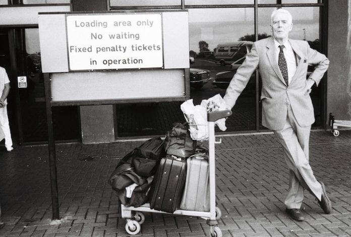 Exhibition of work by legendary Salford photographer
