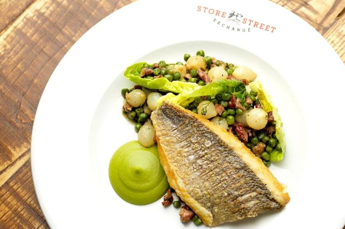 Restaurant review: Store Street Exchange at Doubletree by Hilton Manchester I Love Manchester