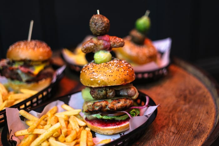 Get stuffed! 10 festive burgers to indulge your Christmas cravings in Manchester I Love Manchester