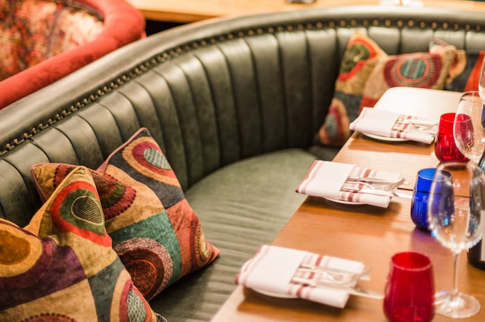 New York-inspired eatery The Tavern releases new spring menus full of fresh British flavours I Love Manchester