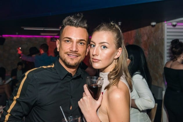 In pictures: Lazy Lizard late night bar opens its doors in true Ibiza VIP style I Love Manchester