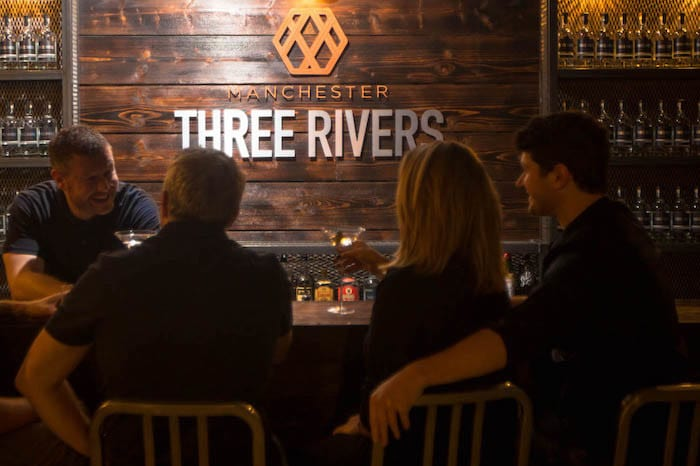 Manchester Three Rivers Gin Experience is top-rated tourist attraction in the UK I Love Manchester
