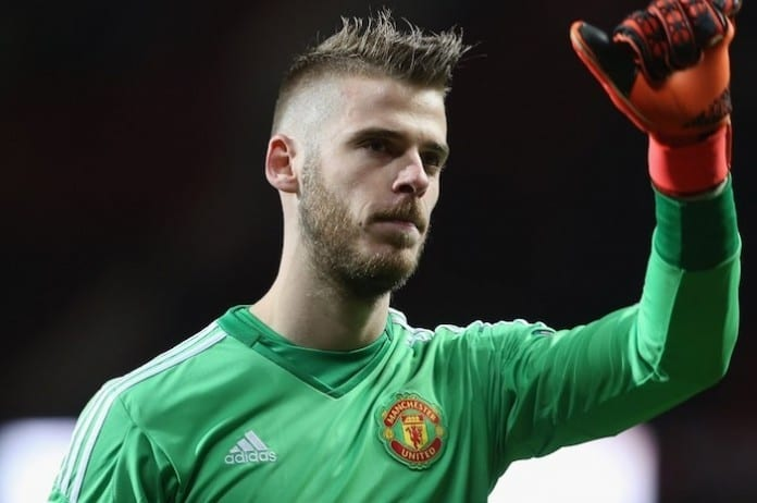 brand new 2e95e 22cf1 Dave saves: is David de Gea the best goalkeeper in the world ...