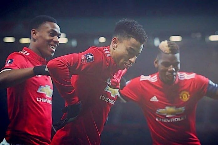 cheaper de827 688a1 Jesse Lingard now showing exactly what it means to be a true ...