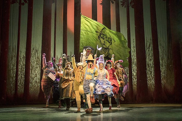 Review: Shrek at The Palace Theatre I Love Manchester