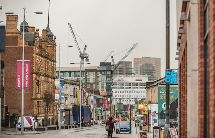 Manchester 'one of the fastest growing cities in Europe' says brilliant new report I Love Manchester