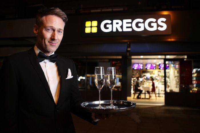 Surprise your loved one with a romantic Valentine's dinner for two at Greggs I Love Manchester