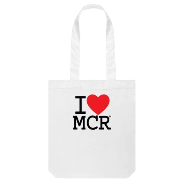 I Love MCR Tote Bag I Love Manchester