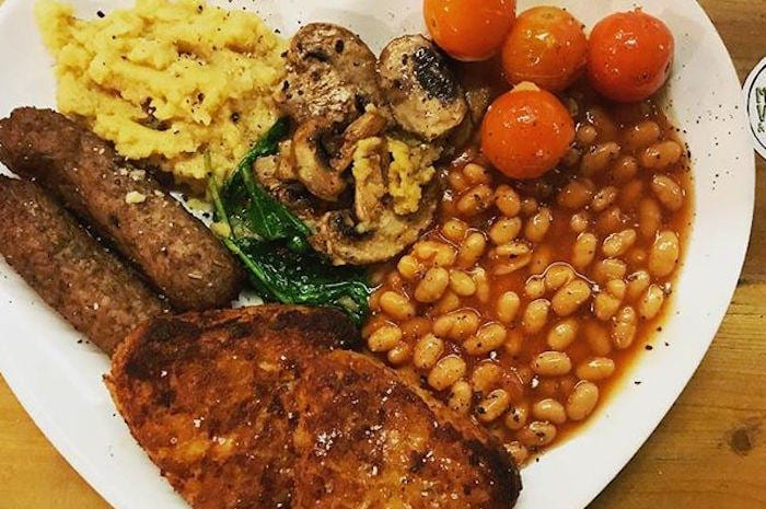 13 quirky places to enjoy Veganuary in Manchester I Love Manchester