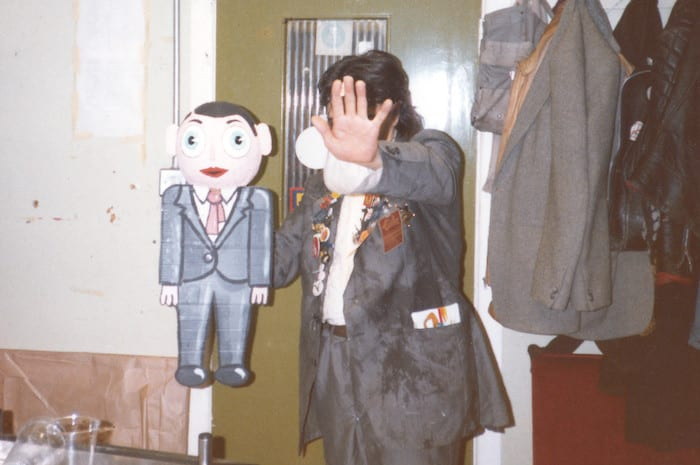 New film about the man behind Manchester cult hero Frank Sidebottom premieres next month I Love Manchester