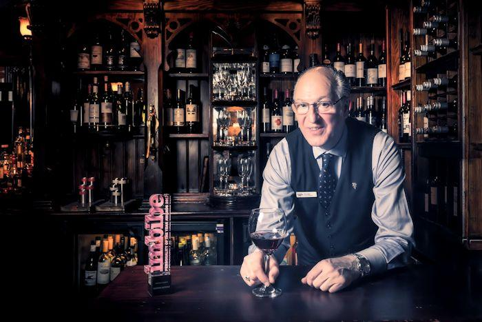 Raise a glass to a drinks industry legend celebrating 50 years of service I Love Manchester