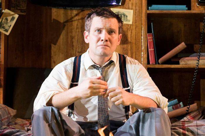 Review: Strangers on a Train at the Opera House I Love Manchester
